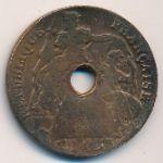 Французский Индокитай, 1 цент (1918 г.)