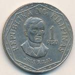 Филиппины, 1 песо (1976 г.)