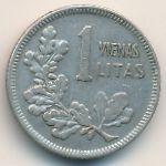 Литва, 1 лит (1925 г.)
