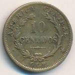 Коста-Рика, 10 сентаво (1919 г.)