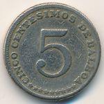 Панама, 5 сентесимо (1968 г.)
