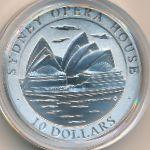 Австралия, 10 долларов (1997 г.)