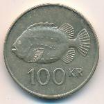 Исландия, 100 крон (1995 г.)