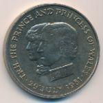Маврикий, 10 рупий (1981 г.)