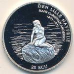 Дания, 20 экю (1995 г.)