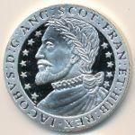 Шотландия, 1 экю (1992 г.)
