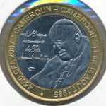 Камерун, 4500 франков КФА (2007 г.)