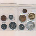 Маврикий, Набор монет (1971 г.)