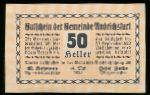 Австрия, 50 геллеров