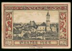 Нотгельды Германии, 2 марки