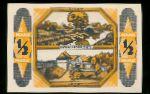 Нотгельды Германии, 0.5 марки