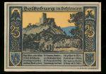Нотгельды Германии, 25 пфенигов