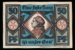 Нотгельды Германии, 50 пфенигов