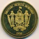 Северное Борнео, 1 крона (1936 г.)