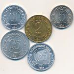 Шпицберген, Набор монет (1998 г.)