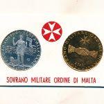 Мальтийский орден, Набор монет (1968 г.)