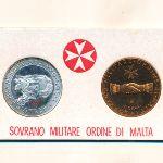 Мальтийский орден, Набор монет (1973 г.)