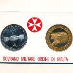 Мальтийский орден, Набор монет (1974 г.)