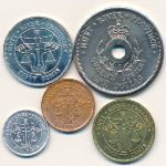 Хатт Ривер, Набор монет (1976 г.)
