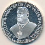Андорра, 50 динер (1963 г.)