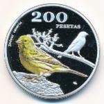 Канарские острова, 200 песет (2017 г.)