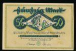 Дортмунд., 50 марок (1922 г.)