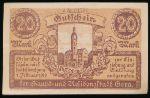 Гера., 20 марок (1919 г.)
