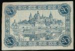 Ашаффенбург., 20 марок