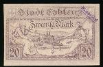 Кобленц., 20 марок (1918 г.)