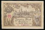 Ульм., 20 марок (1918 г.)