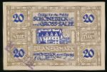 Шёнебек., 20 марок (1918 г.)