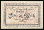 Аугсбург., 20 марок (1918 г.)