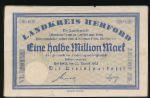 Херфорд., 500000 марок (1923 г.)