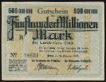 Грайц., 500000000 марок (1923 г.)