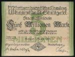Штутгарт., 5000000 марок (1923 г.)