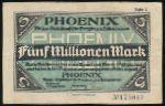 Дюссельдорф., 5000000 марок (1923 г.)