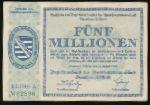 Бавария., 5000000 марок (1923 г.)