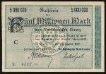 Майнц., 5000000 марок (1923 г.)