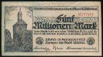Мёрс., 5000000 марок (1923 г.)