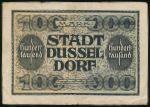 Дюссельдорф., 100000 марок (1923 г.)