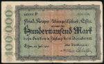 Эссен., 100000 марок (1923 г.)