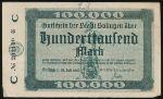 Золинген., 100000 марок (1923 г.)