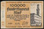 Фюрт., 100000 марок (1923 г.)
