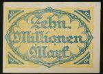 Мёрс., 10000000 марок (1923 г.)