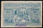 Кобленц., 5 марок (1918 г.)