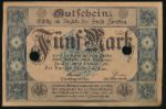 Цвиккау., 5 марок (1918 г.)