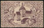 Бамберг., 5 марок (1918 г.)