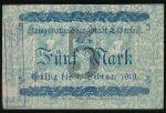 Эльберфельд., 5 марок (1919 г.)