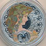 Ниуэ, 1 доллар (2011 г.)