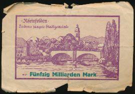 Райнфельден., 50000000000 марок (1923 г.)